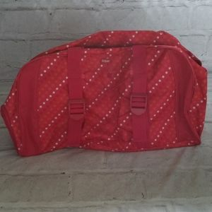 Thirty-one Sweet Dots Pro duffle bag, like new